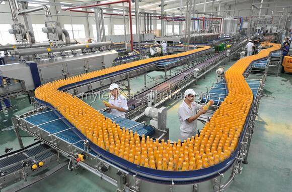Complete milk production line China