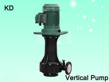 Vertical seal less pump, industry washing pump.