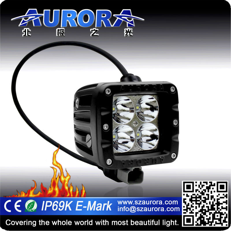 Super quality Aurora 2inch LED pod light