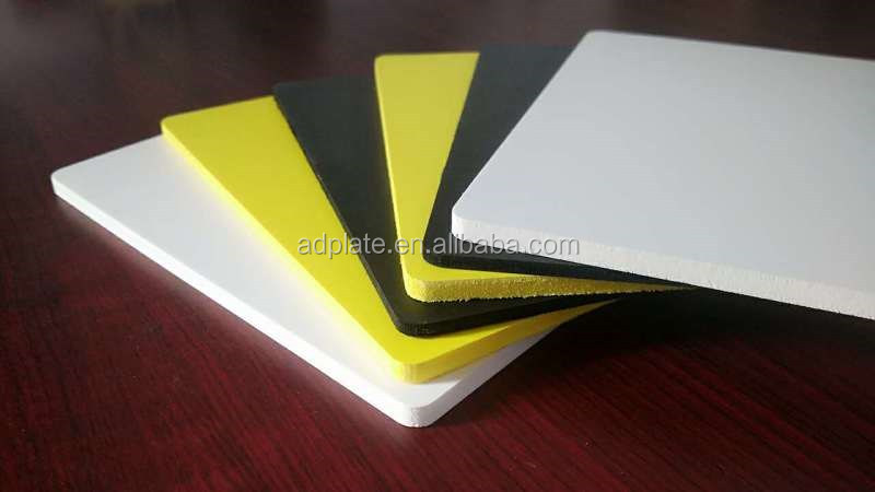 China suppliers low price Fireproof PVC Sheet for thermoforming