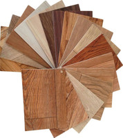 wood design heterogeneous pvc flooring in rolls and tiles