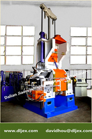 XM-160 rubber internal mixer machine made by Dalian Banbury Mixer Machinery