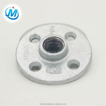 malleable iron water gi pipe fitting flange