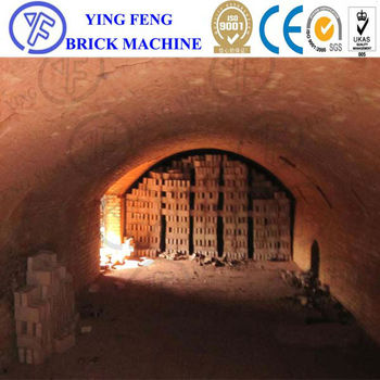 New technology!!! fired clay brick oven/brick hoffman kiln