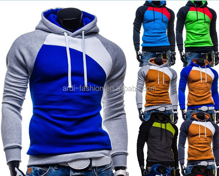 2015 latest wholesale retail cheap string superman cotton hoodie