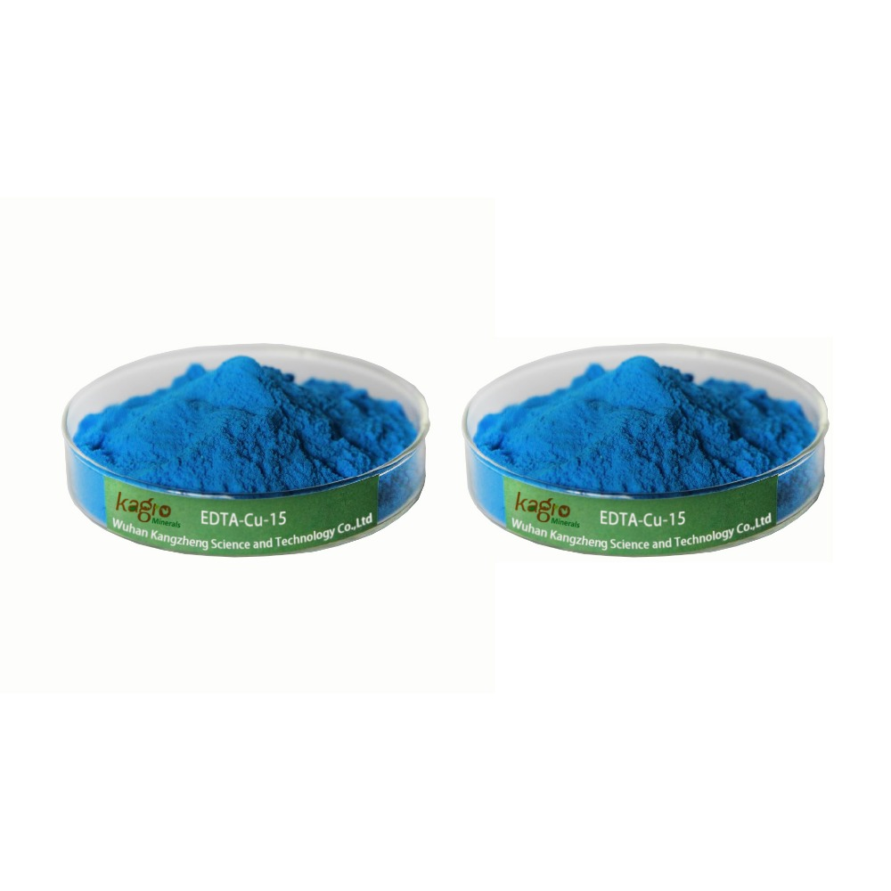 EDTA Copper Disodium salt powder EDTA-Cu-15