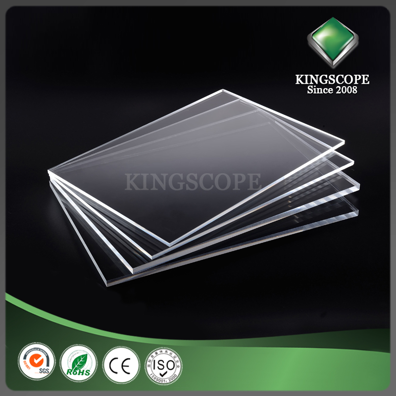 "2"" thick china factory plexiglass manufacture of crystal pmma sheet"