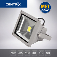 2016 Hot Sale Outdoor 50W LED Floodlight With MET DLC ErP Cetification LED Flood Light