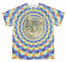 Bands Sublimation men's crewneck t-shirt,sublimated tie dye men's fashion t shirts