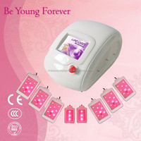 Hot selling 650nm cold lipo laser slimming equipment
