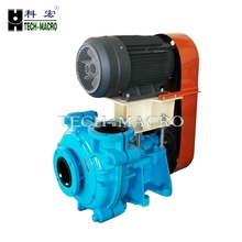 10/8 open impeller slurry pump for sugar cane juice slurry