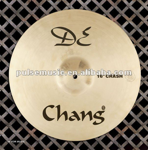 CHANG Devotee Extra B20 Cymbal Set