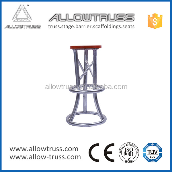 Economical and practical round bar table bar counter design