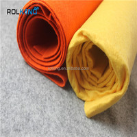 colored polyester felt adhesive felt for craft