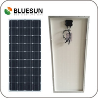 Most popular monocrystalline solar panel 160w pv top manufacturer in China