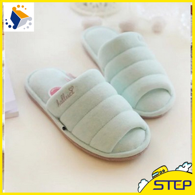 2017 Best Selling Import Eva Plush Man Slipper