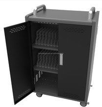 ipad tablet charging station cabinet