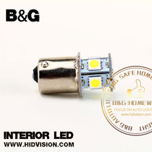 S25 8smd 5050 Auto Car Turn Lamp 1156 Ba15s / 1157 Bay15d 8 SMD 8 LED Brake Tail Parking Light Bulb 12v
