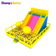 Eco-friendly soft play baby toddler plastic indoor ball pool for kids