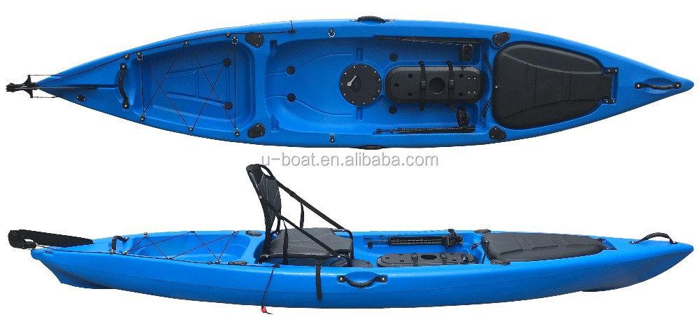 U-Boat NEW pedal kayak with Rudder and Foot-Pedal System