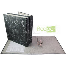 Popular high quality Marble Paper A4 Arch File wholesale