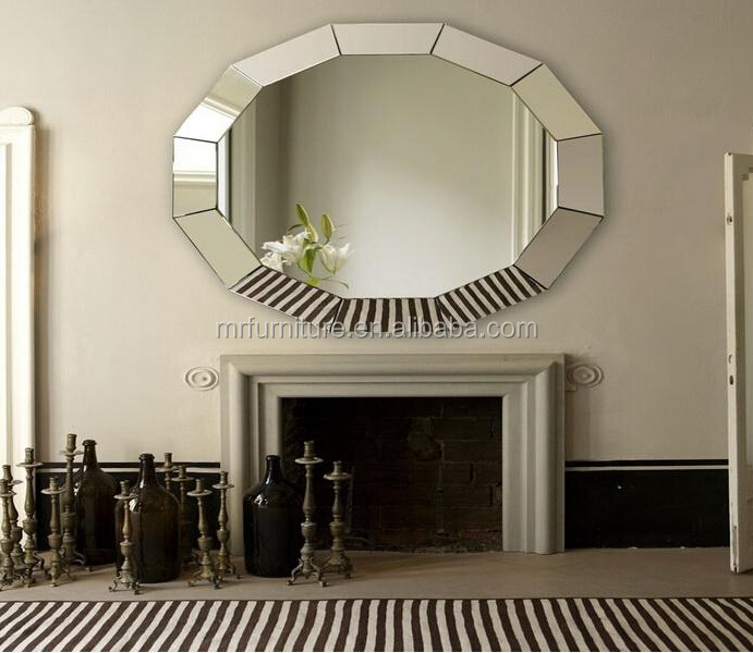 large living room decor idea living room wall mirror