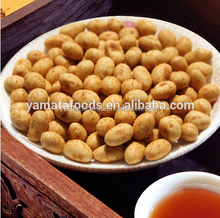 Retail sale Sweet corn Crispy Coated Peanut Snack