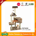 Fresh New!!! Professional Wholesale Leopard Design Luxury Cat Play House
