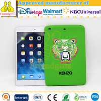 Fashion cover silicone tablet cover case for ipad