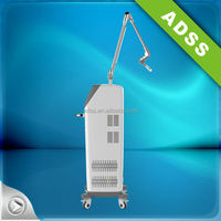 2016 ADSS advanced beauty machine-fractional co2 laser for vaginal cleaning and rejuvenation
