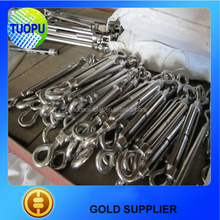 made in china SS316 turnbuckle brace,small turnbuckle with hook