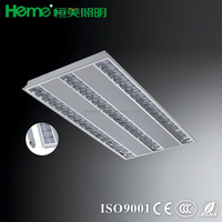 Recessed mounted LED ceiling lighting led grille lamp