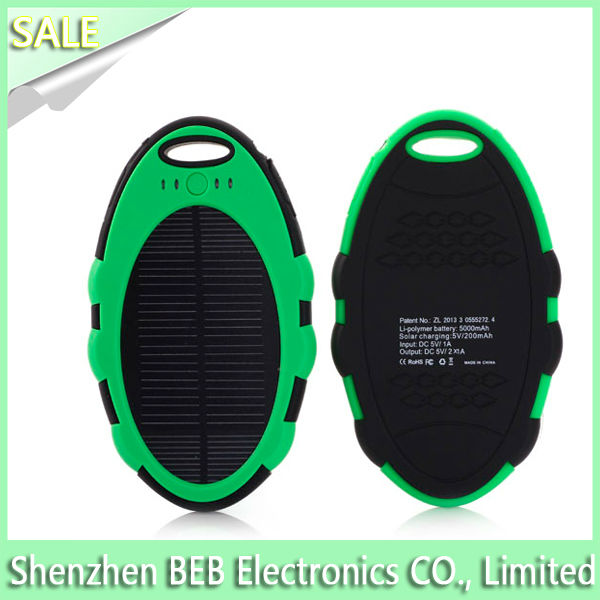 Manufacture solar charger with ac wall socket for mobile