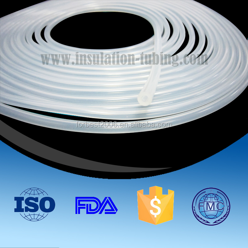 High Quality Surgical Silicone Tubing Medical Grade Silicone Tube Manufactuers From China
