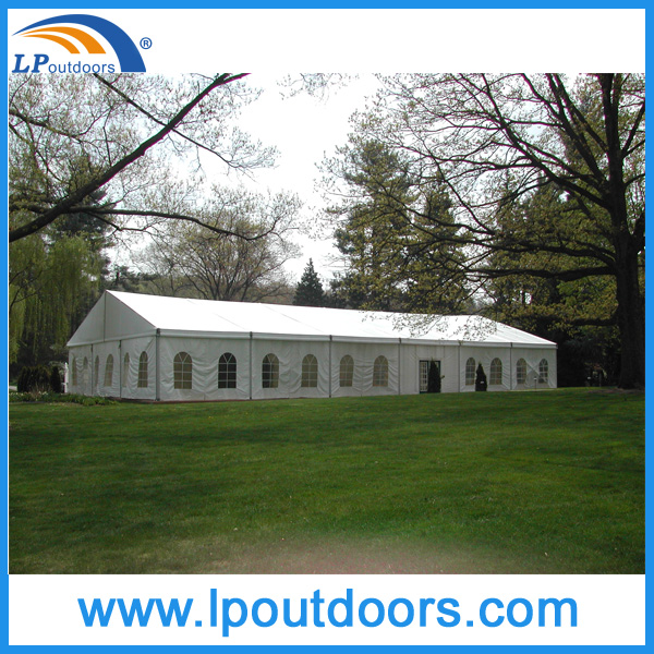 Aluminum frame party wedding marquee 15x30m tent for hire