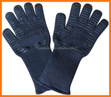 Heat Resistant BBQ Grill Gloves for Baking, Grilling & Oven Use - Protection Up To 662F