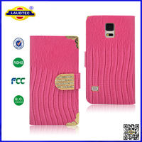 For Samsung Galaxy S5 Luxury Crocodile Patent Leather Case--Laudtec