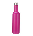 double wall stainless steel wine bottle