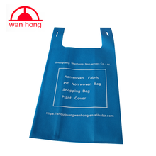 cellulose biodegradable polyester nonwoven fabric vest bag