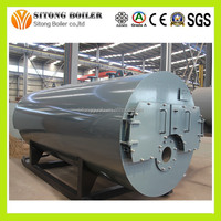 Higher Quality Oil and Gas Hot Water Boiler, Commercial Water Boiler, Industrial Hot Water Boiler
