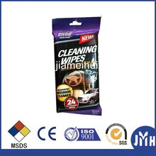 oem car care wipes,auto care wipes,car window care product
