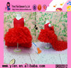 2015 Factory Direct Tailing Princess Lace Dress Wholesale Lovely Baby Flower Kids Girl Wedding dress