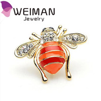 The new fashion cute bee brooch