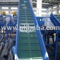 pet bottles recycling line