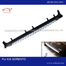 side step for KIA SORENTO,running board KIA SORENTO,auto foot plate/side guard