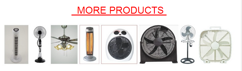 33'' tower fan new design with remote control function made in China
