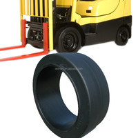 Chinese famous brand wonray press on solid tire 16x6x10.5 for hyster forklift with fast delivery