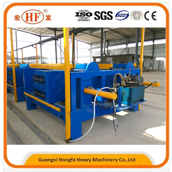 EPS sandwich panel making machine environmental