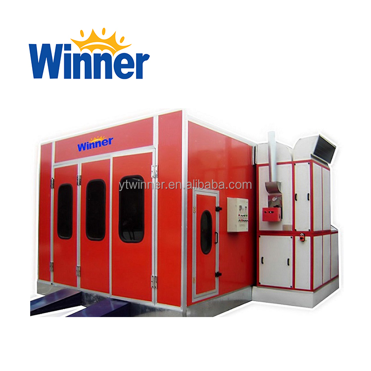 M3200D219 High quality CE approved Spray baking booth