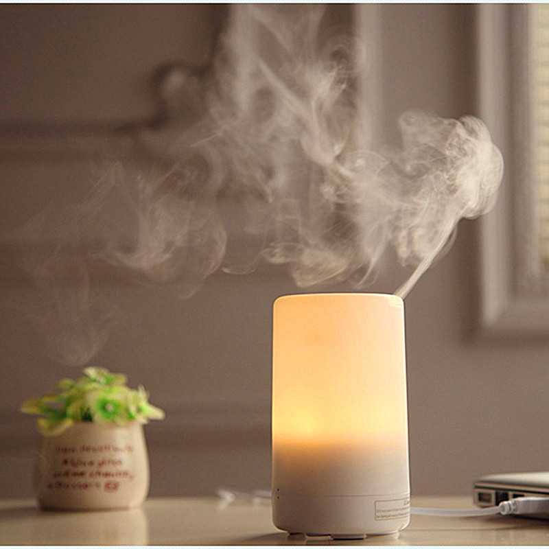 Classic Mini USB cable ultrasonic humidifier essential oil diffuser